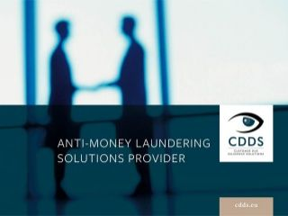 Anti-Money Laundering Directive