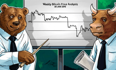 The Recent Drop In The Bitcoin Price