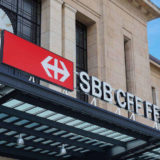 Bitcoin sales with SBB railway service