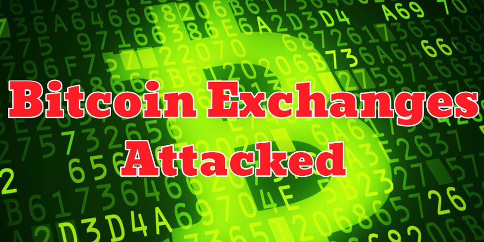 Bitcoin News: Bitcoin Exchanges Hit by DDoS Attacks