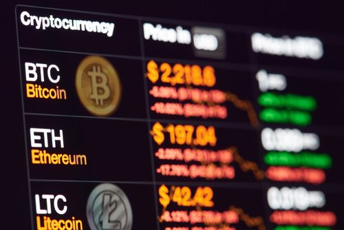 Cryptocurrency graphic exchange to dollar