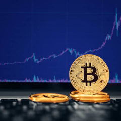 Bitcoin Price Spikes to $10,000