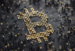 Digital Currency Symbol Bitcoin