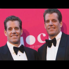 Winklevoss twins first Bitcoin billionaires