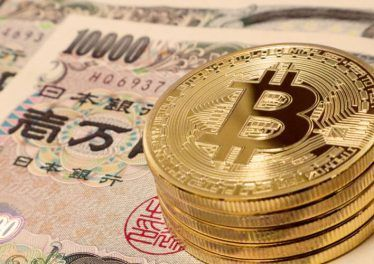 Bitcoin on Japanese Yen Bills