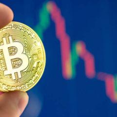 Bitcoin Price Falls Below $10,000 Amid Binance Hack Rumors and Sec Warning