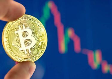 The fall of bitcoin