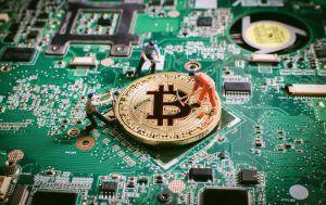 Bitcoin miner.