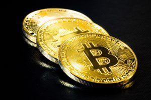 Stolen Bitcoin.