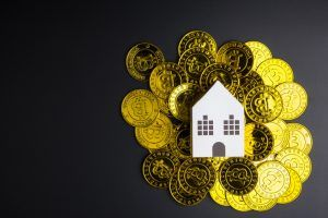 Bitcoin and real estate.