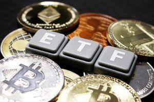 A crypto ETF - the next step towards a decentrailzed future - bitcoin ETF