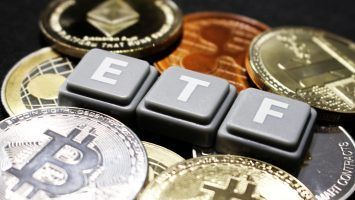 A crypto ETF - the next step towards a decentrailzed future - bitcoin ETF