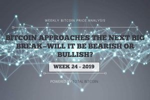 Bitcoin Analysis Week 24 2019