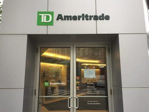 An image featuring TD Ameritrade