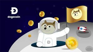 An image featuring dogecoin concept